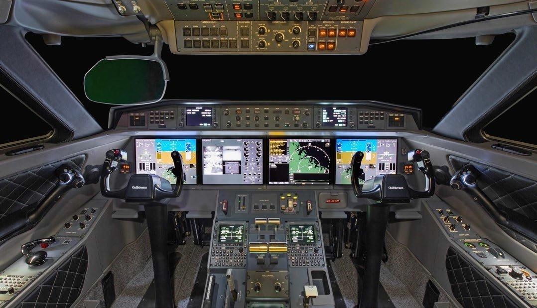 GULFSTREAM G650 EXTENDED RANGE